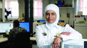 Meet Captain Mona Shindy