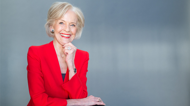 ADELAIDE BUSINESS CHICKS BREAKFAST WITH DAME QUENTIN BRYCE