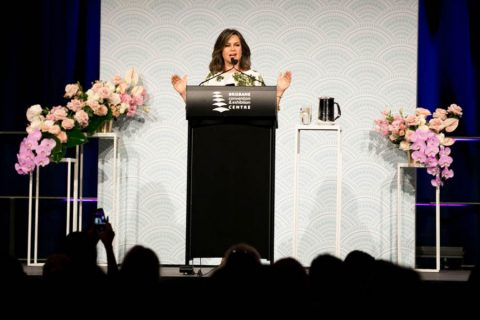 Our favourite takeaway from our sold-out tour with Lisa Wilkinson