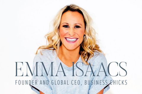 Just launched: The Founder Talks with Emma Isaacs