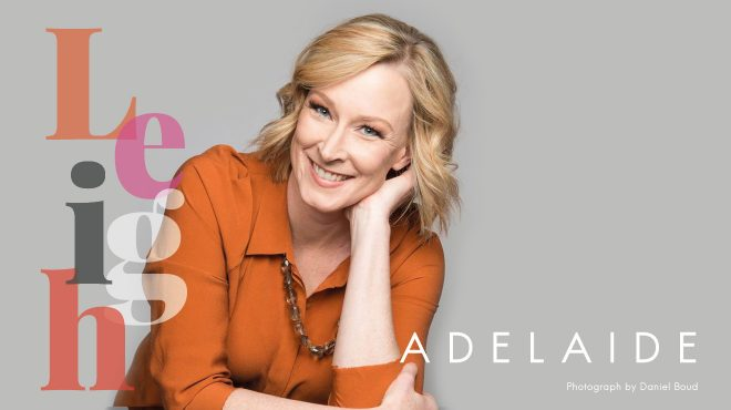 ADELAIDE BREAKFAST WITH LEIGH SALES
