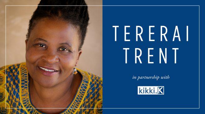 BREAKFAST WITH TERERAI TRENT, IN PARTNERSHIP WITH KIKKI.K