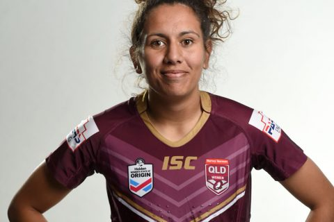 Meet Tallisha Harden, one of the NRLW's first female Premiership players
