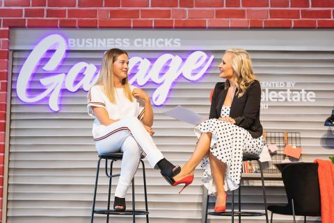 What we learned at the Garage Stage at 9 to Thrive 2018