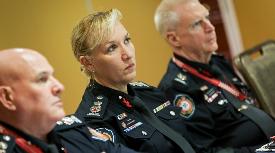 Meet Australia's first-ever female fire commissioner