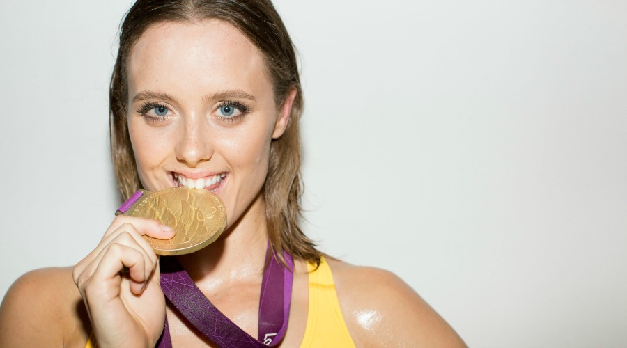 Don't tell paralympian Ellie Cole she can't do something