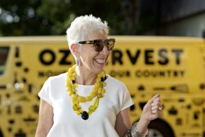 Ronni Kahn: 'Be brave and courageous, because all you have is NOW'