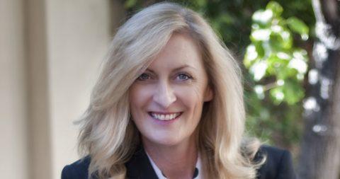 Louise Matson, director, Louise M Shoes