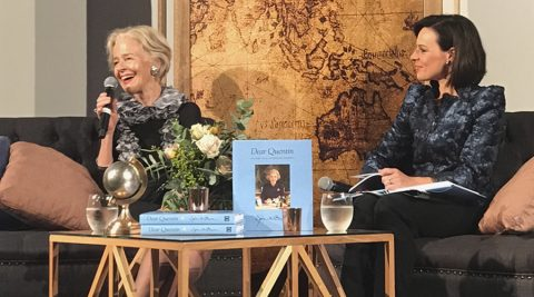 Life lessons with Dame Quentin Bryce