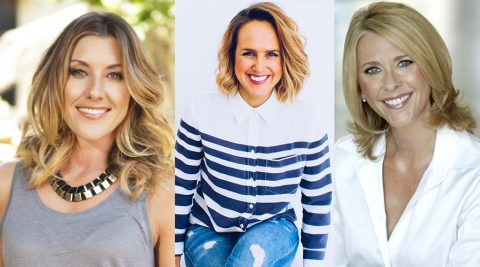 What do Talitha Cummins, Katie 'Monty' Dimond & Tracey Spicer have in common?