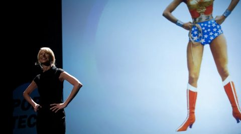 Why Amy Cuddy's TED Talk has been viewed more than 41 million times