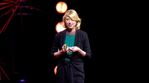Amy Cuddy on how to 'power pose' no matter where you are