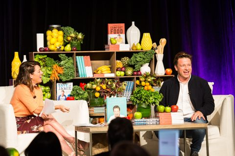 24 mic drops from our Jamie Oliver breakfast in Melbourne