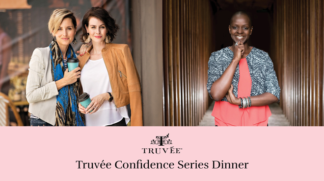 BRISBANE TRUVÉE CONFIDENCE SERIES DINNER