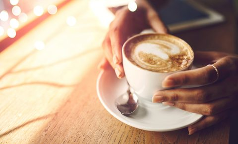I bought a stranger a coffee every week for a year