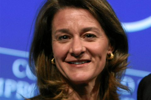"Melinda Gates: ""We're sending our daughters into a workplace designed for our dads."""