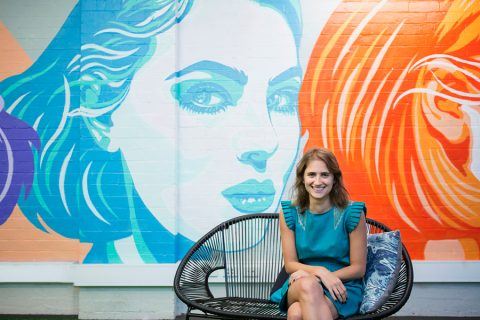 Meet the founder of One Roof, a co-working space dedicated to female-led businesses