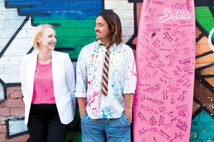 Because of Business Chicks: 'I started the Rainbow Jane foundation'