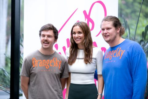 How two 20-year-olds started the world's first mobile laundry service for the homeless
