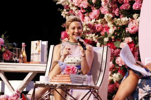 Everything you missed from our Kate Hudson event in Sydney