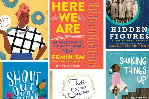 5 inspiring books for the little feminist in your life