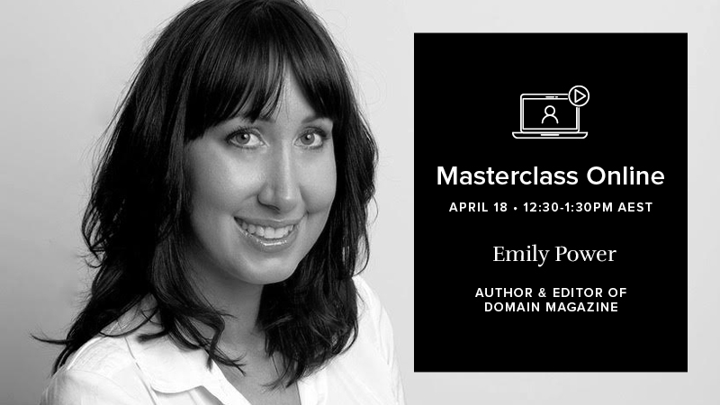 MASTERCLASS ONLINE: HOW TO BUY A HOME WITH EMILY POWER