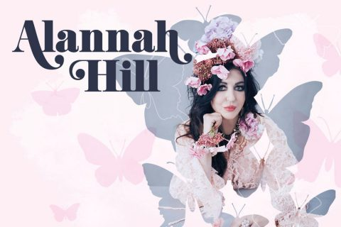 Join us for breakfast with Alannah Hill