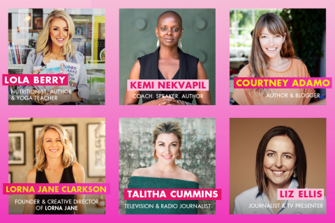 Announcing our second drop of 9 to Thrive speakers!