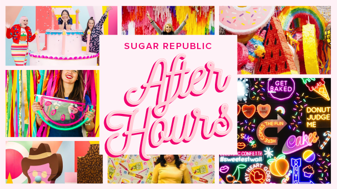 MELBOURNE 'AFTER HOURS' AT SUGAR REPUBLIC