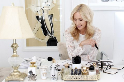 Behind the desks of successful women: Megan Hess