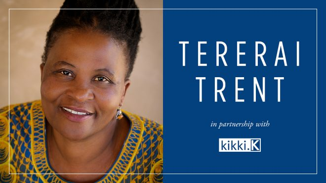 BREAKFAST WITH TERERAI TRENT, IN PARTNERSHIP WITH KIKKI.K
