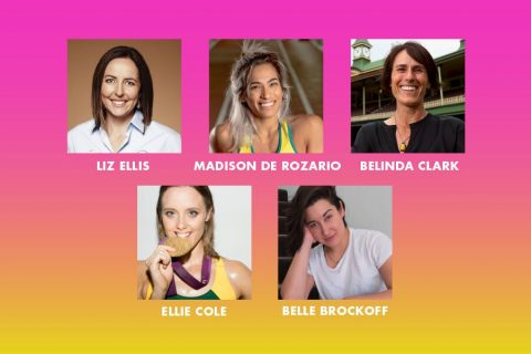 Introducing our 9 to Thrive Women in Sport panellists