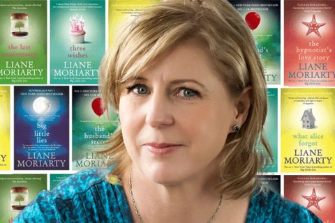 Last chance to meet bestselling author Liane Moriarty!