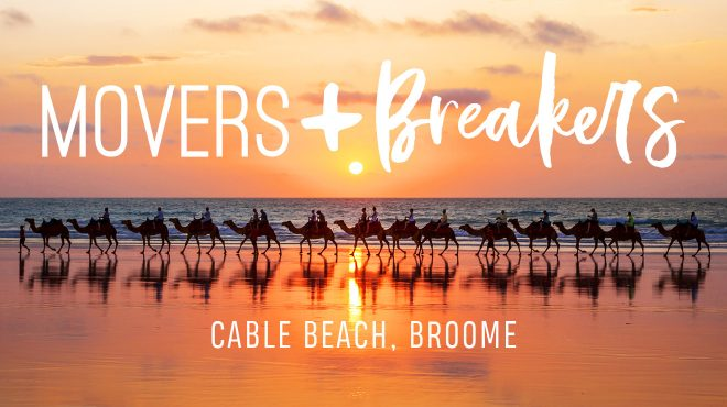 MOVERS AND BREAKERS