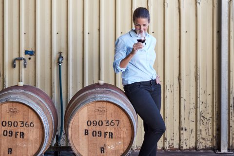 Dream job: Winemaker at Brown Brothers, Katherine Brown