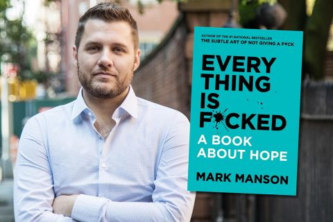 Mark Manson on how your insecurity is bought and sold