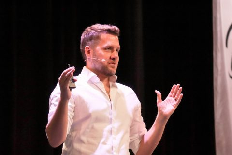 Everything we learned from our tour with Mark Manson