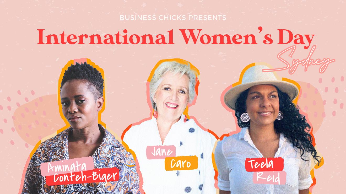 Sydney International Women's Day