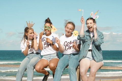 'We're ready to break stigmas': How Sophie Stewart created a brand new website for girls