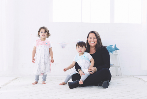 Meet the sleep-deprived mother who created a $30 million business from scratch