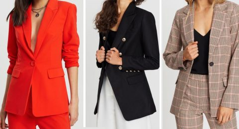 Workwear edit: 9 blazers to wear now