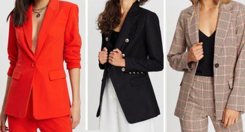 Workwear edit: 9 blazers to wear now