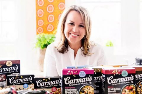 How Carolyn Creswell turned $1000 into a $100 million food empire