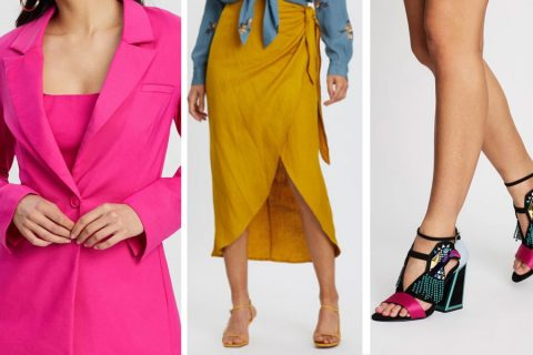 How to wear bright colours to work (and still look professional)