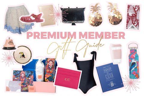 Premium Member Holiday Gift Guide