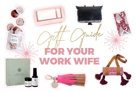 Member Gift Guide: Work Wife