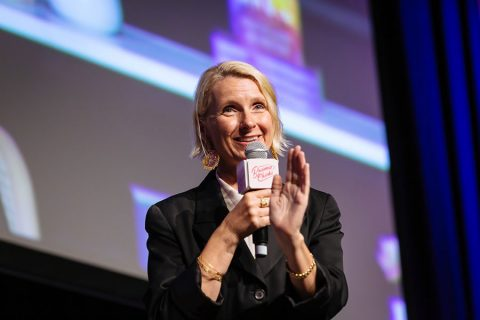 Elizabeth Gilbert wants you to stop trying to find your purpose