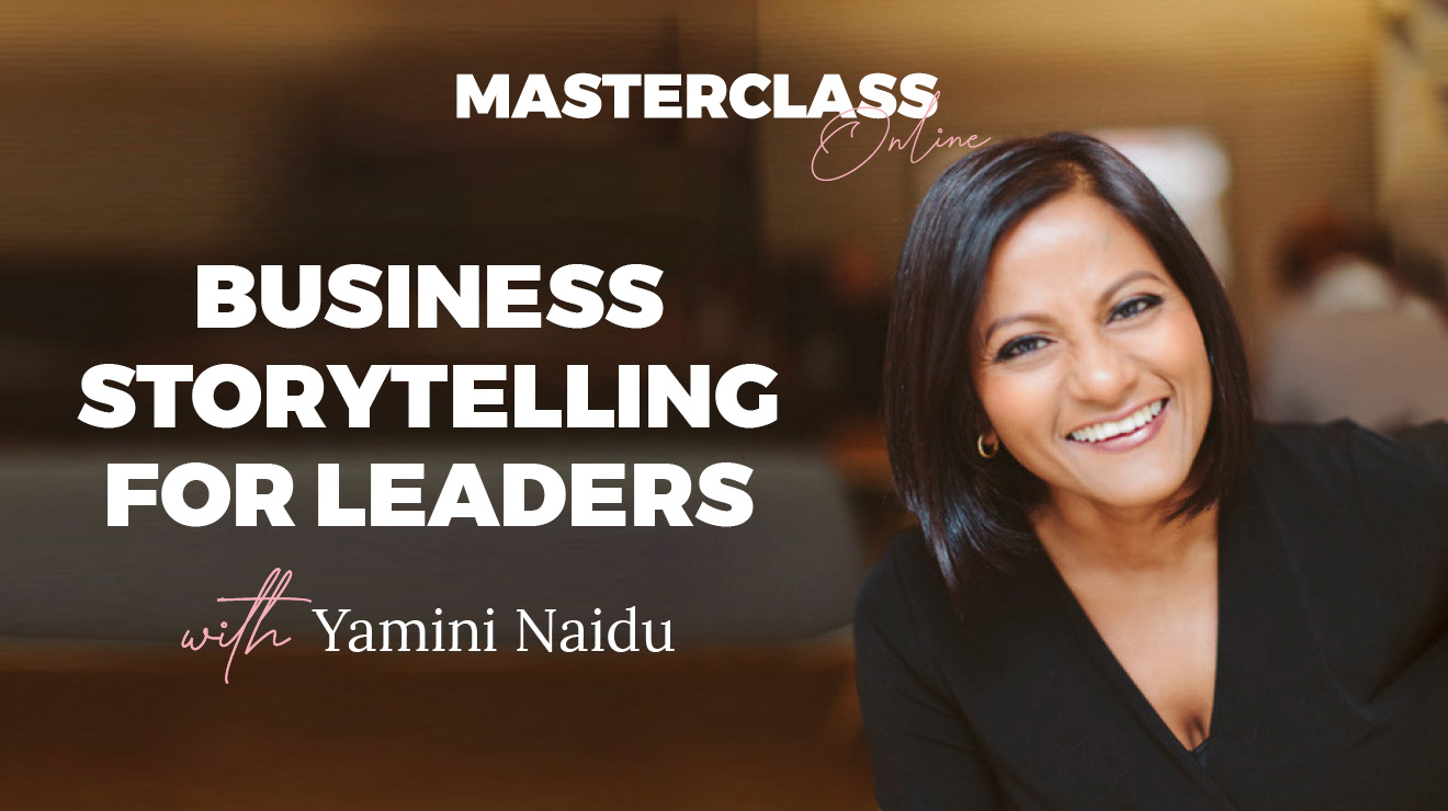 Masterclass: Business Storytelling for Leaders