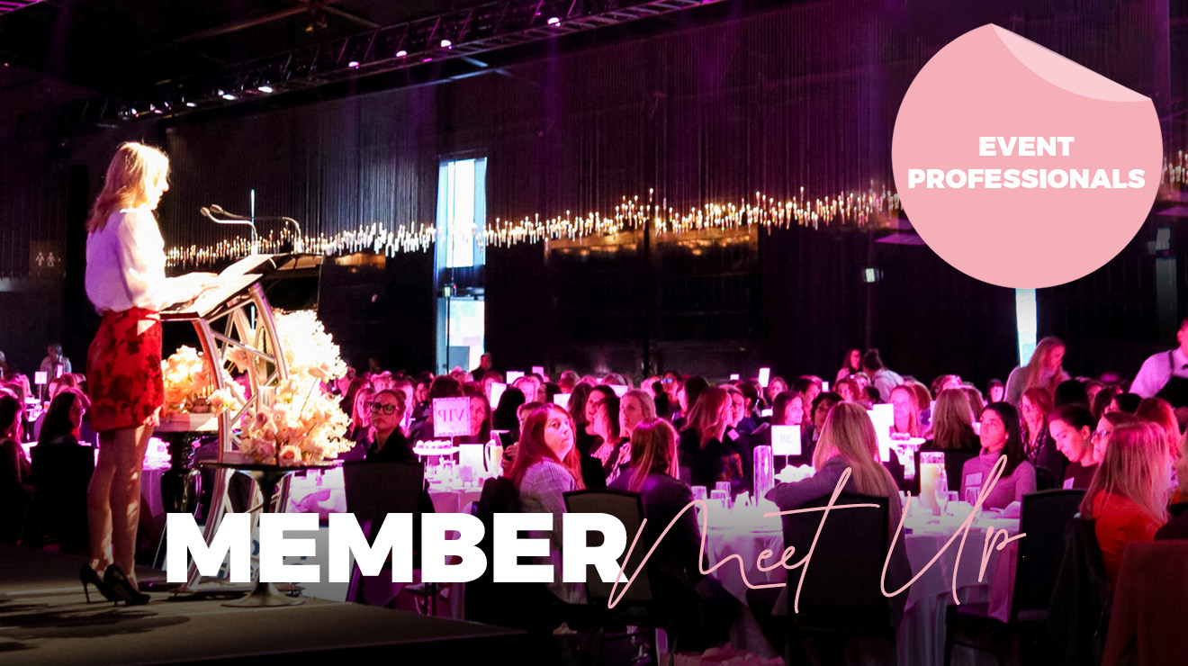 For event professionals: Premium member online meet-up