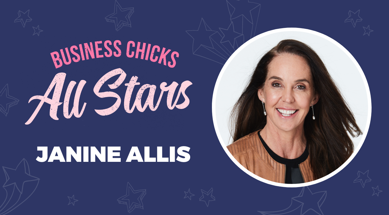 Business Chicks All Stars: Janine Allis